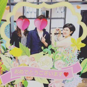 山口の結婚相談所、成婚カップルさんとランチ
