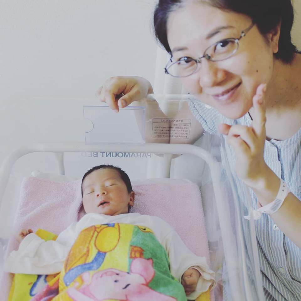 山口の結婚相談所幸せ婚活教室のブログ出産報告