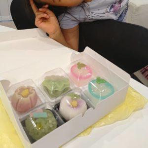 山口県山口市にある結婚相談所幸せ婚活教室ブログ和菓子