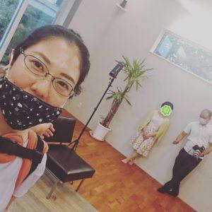 山口県山口市にある結婚相談所幸せ婚活教室ブログ撮影風景